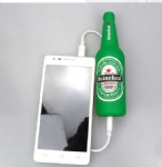 Bottle shape power bank