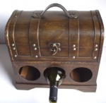 wooden wine rack-002
