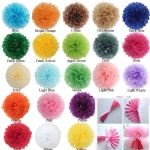 Flower Ball Wedding Party Baby Shower Decoration