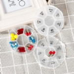 7 days Pill Box Pill Case Medicine Box-002