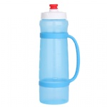 Silicone running water bottles