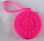Hot cheap fashion silicone coin purse