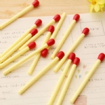 Diy Match Shape Mini Ballpoint Pen Novetly Cute Plastic Ball Point Pens For School To Kids Children Promotion Gift