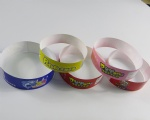 Disposable Tyvek id wristbands bracelet